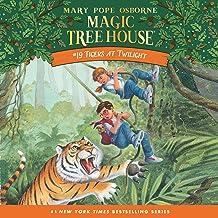 Tigers at Twilight: Magic Tree House, Book 19