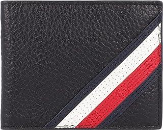 Tommy Hilfiger Downtown Mini CC Wallet, Black, AM0AM05652