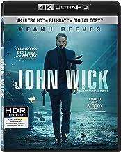 John Wick [4K Ultra HD + Blu-ray + Digital Copy] (Bilingual)