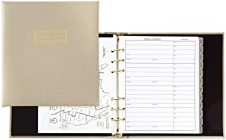 Hallmark Refillable Address Book (Cream)
