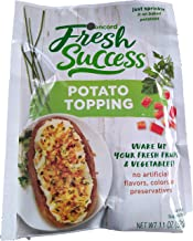 Concord Foods Original Potato Topping (Pack of 4) 1.1 oz Packets