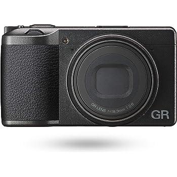RICOH GR III デジタルカメラ APS-Cサイズ大型CMOSセンサー搭載 高解像・高コントラストを実現する新GRレンズ 4段の手ぶれ補正機構を搭載 高速なハイブリッドAF 電源オンから高速起動0.8秒 レンズ先端から6㎝まで迫れるマクロモード 究極のスナップシューター 15041
