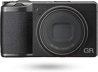 RICOH GR III デジタルカメラ APS-Cサイズ大型CMOSセンサー搭載 高解像・高コントラストを実現する新GRレンズ 4段の手ぶれ補正機構を搭載 高速なハイブリッドAF 電源オンから高速起動0.8秒 レンズ先端から6㎝まで迫れるマク...