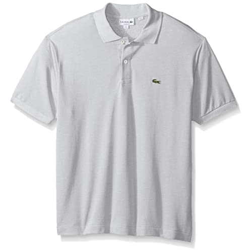 608dbff5 Lacoste Men's Short Sleeve Pique L.12.12 Classic Fit Polo Shirt