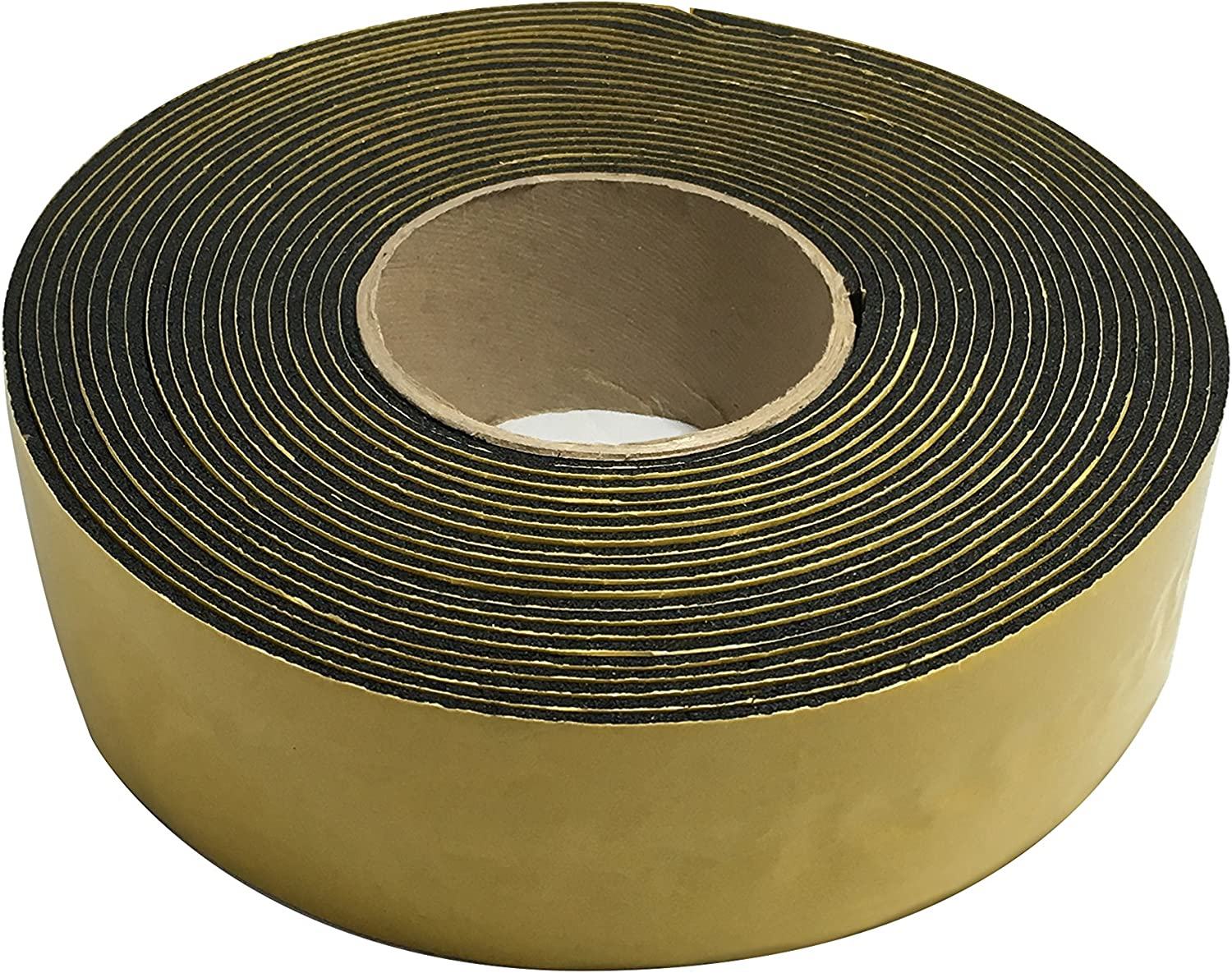 Frost King IT30 8 2 x 1 30' Black Tape Rubber Insulation New product 8
