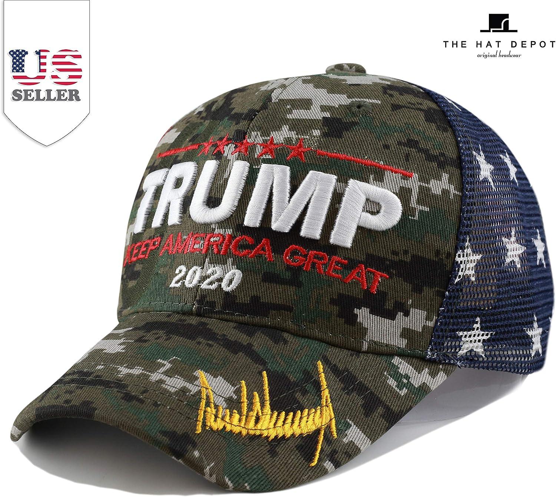 The Hat Depot Original Exclusive Donald Trump 2020