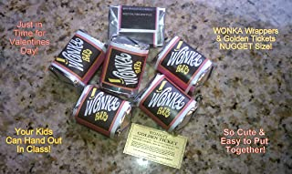 real wonka bar golden ticket