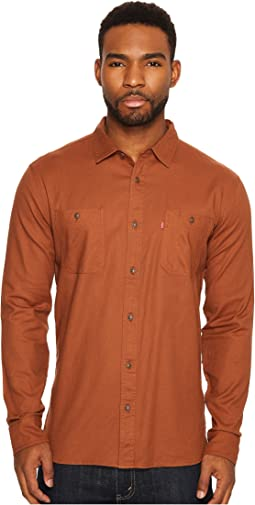 Morphe Twill Long Sleeve Shirt