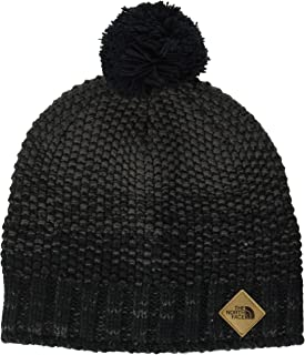 The North Face Men's Antlers Beanie, Tnfblk/Graphtgr, One Size