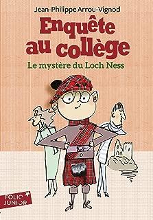 Enquête au collège (Tome 5) - Le mystère du Loch Ness (French Edition)