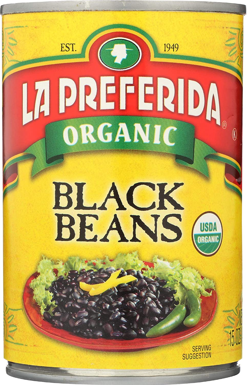 La Preferida Beans Organic Black Max 41% OFF Department store Oz 15