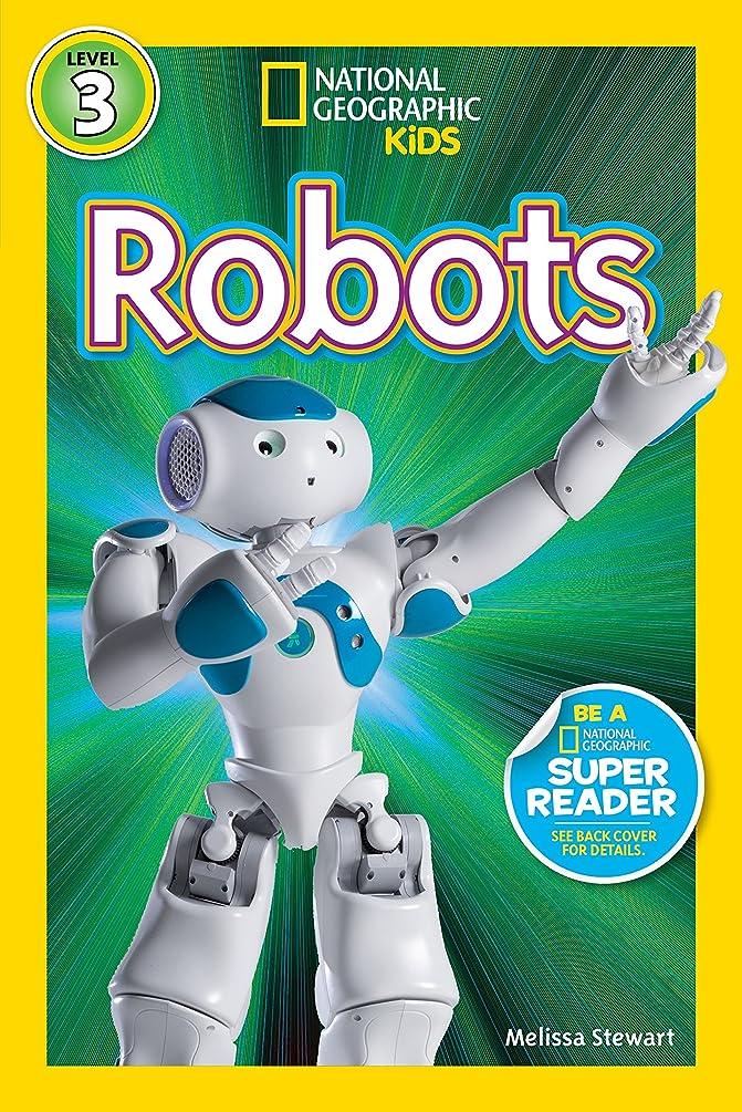 名義で暗くする波紋National Geographic Readers: Robots (English Edition)