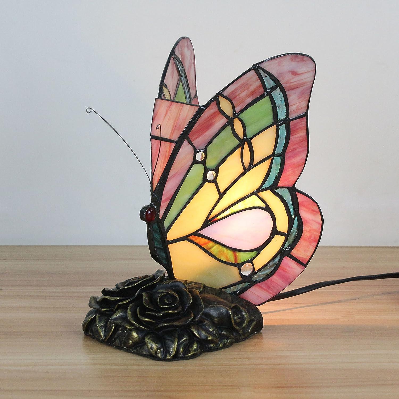Style Pastoral Kreative Schmetterling Tischlampe Kinderlampe Nachtlicht - 20 cm cm cm B0771KPH86 | Schönes Aussehen  6231eb