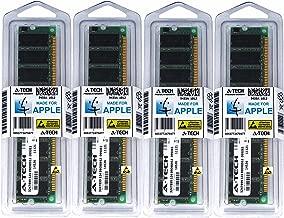 A-Tech for Apple 2GB Kit 4X 512MB PC2700 333MHz Xserve Power Mac G5 Mid 2003 Early 2003 M9020LL/A A1047 M8888LL/A N/A M8889LL/A M9090LL/A Memory RAM