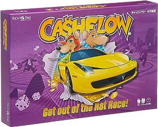 キャッシュフロー 日本語版―CASHFLOW Get out of the Rat Race!―
