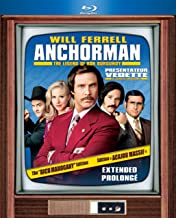 Anchorman: The Legend of Ron Burgundy The Rich Mahogany Edition
