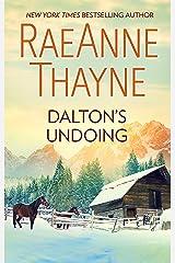 Dalton's Undoing (The Cowboys of Cold Creek Book 3) Kindle Edition