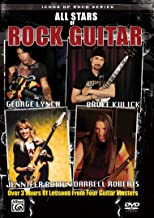 How To Play Guitar  All Stars of Rock Guitar Featuring George Lynch, Bruce Kulick, Jennifer Batten and Darrell Roberts