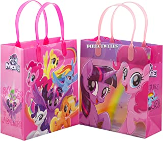 My Little Pony Authentic Licensed Party Favor 12 Reusable Medium Goodie Gift Bags 8