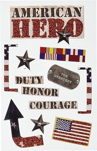 Paper House Productions STDM Amerikanischer Held (American Hero)