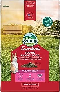 Oxbow Essentials Bunny Basics - Young Rabbit Food - Alfalfa Hay - 10 Lbs