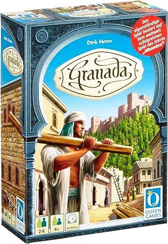 Queen Games 60571 - Grünada