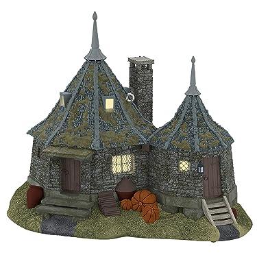Hallmark Keepsake Christmas Ornament 2020, Harry Potter Hagrid's Hut