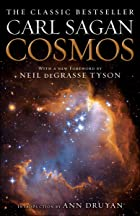 Cover image of Cosmos by Carl Sagan