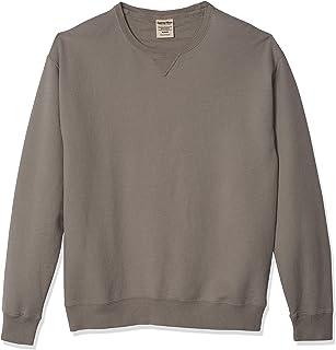 سويت شيرت رجالي Hanes Hanes Men's Comfortwash Garment مصبوغ من الصوف