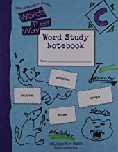 WORDS THEIR WAY LEVEL C STUDENT NOTEBOOK 2005C