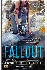 Fallout (A Haan Novel) Kindle Edition