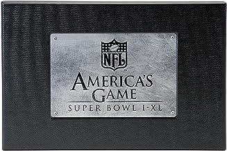 NFL America's Game Super Bowl I-XL