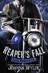 Reaper's Fall (Reapers Motorcycle Club Book 5) Kindle Edition