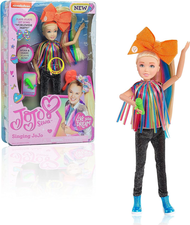 JoJo Siwa Singing Doll Worldwide Party J by 10-inch Ranking depot TOP13 doll