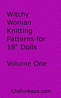 Witchy Woman Knitting Patterns for 18