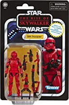 Star Wars The Vintage Collection The Rise of Skywalker Sith Trooper Armory Pack Toy, 3.75