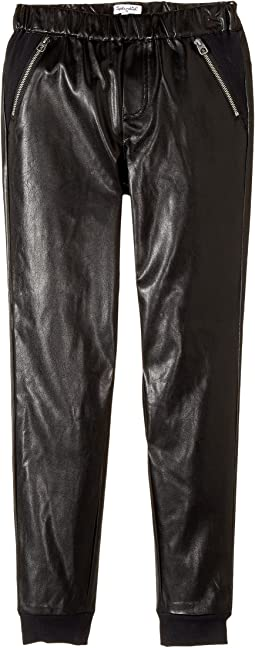 Splendid Littles - Faux Pleather Jogger (Big Kids)