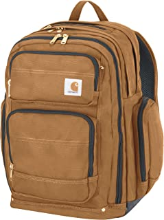 Carhartt Legacy Deluxe Work Backpack with 17-Inch Laptop...