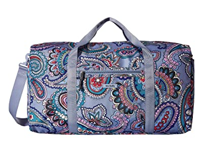 Vera Bradley Lighten Up Large Travel Duffel (Kona Paisley) Duffel Bags