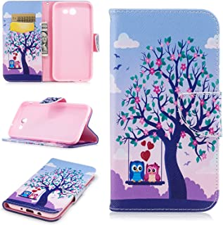 Cases for Samsung J7 2017 Thin J7 Prime Case Samsung J7 Case Wallet Cover,Samsung Galaxy J7 Case Grils Folio Flip PU Leather Case Galaxy J7 Cell Phone Case Card Holder J7 Cover Kickstand Protector