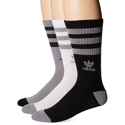 7d6582d0482b2 adidas Men's Originals Crew Socks (3-Pack)