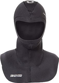 scuba diving hood