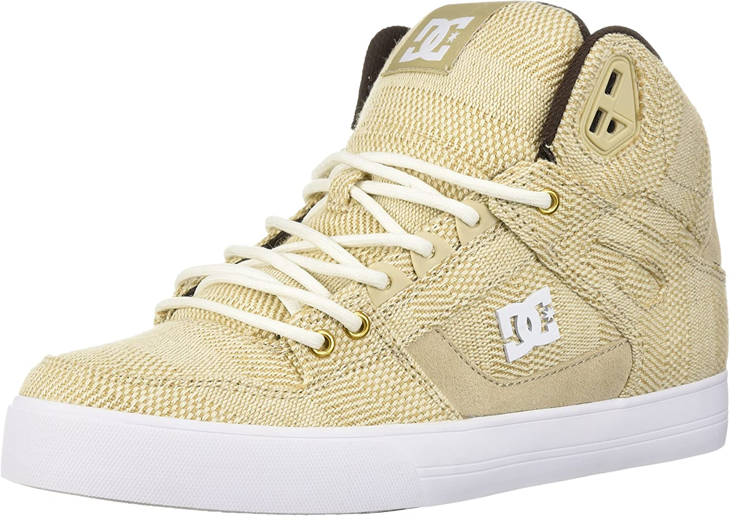 DC shoes Men's Pure High-Top WC TX Le Hi Top shoes