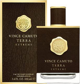 Vince Camuto Terra Extreme Eau de Parfum Spray for Men, 3.4 fl. oz.