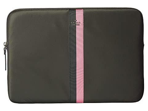 Kate Spade New York Varsity Stripe Nylon Universal Laptop Sleeve Laptop Cases