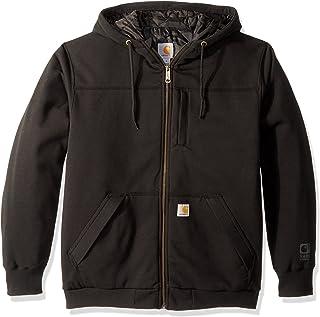 Men's Rain Defender Rockland Quilt Lined Hooded Sweatshirt