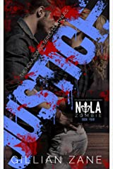 Justice (NOLA Zombie Book 4) Kindle Edition