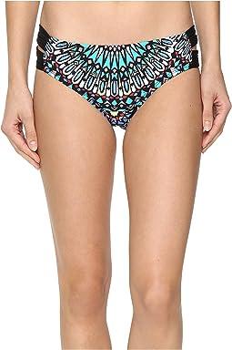 Laurel Double Side Tab Pants