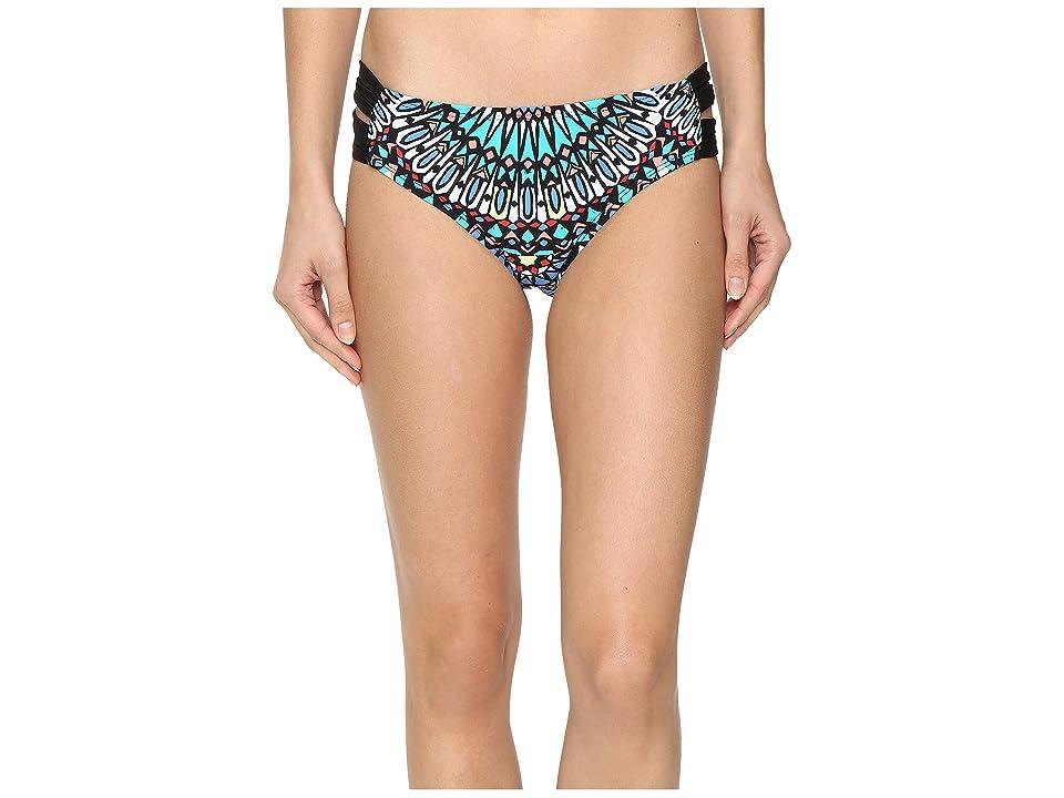 Athena Laurel Double Side Tab Pants (Multi) Women