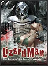 lizard man video
